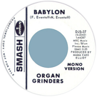 Babylon single by the Organ Grinders